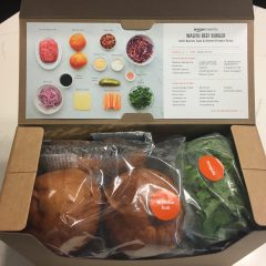Tested: Meal Kit from Amazon