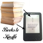 Scan Books to Kindle