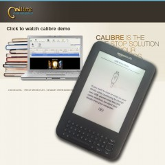 Kindle Collections with Calibre