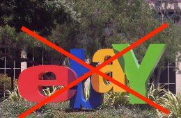 Why I will never use eBay again