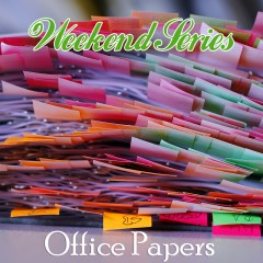 Clear Out Your Office Papers This Weekend