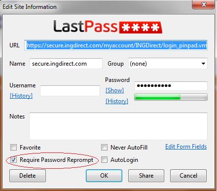 PasswordRequire