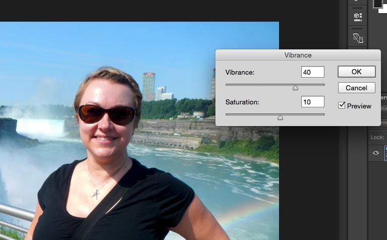 PhotoshopVibrance