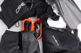 Scuba Gear for the Traveler