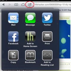 Basic iPad Tips and Tricks [iPad Series #1]