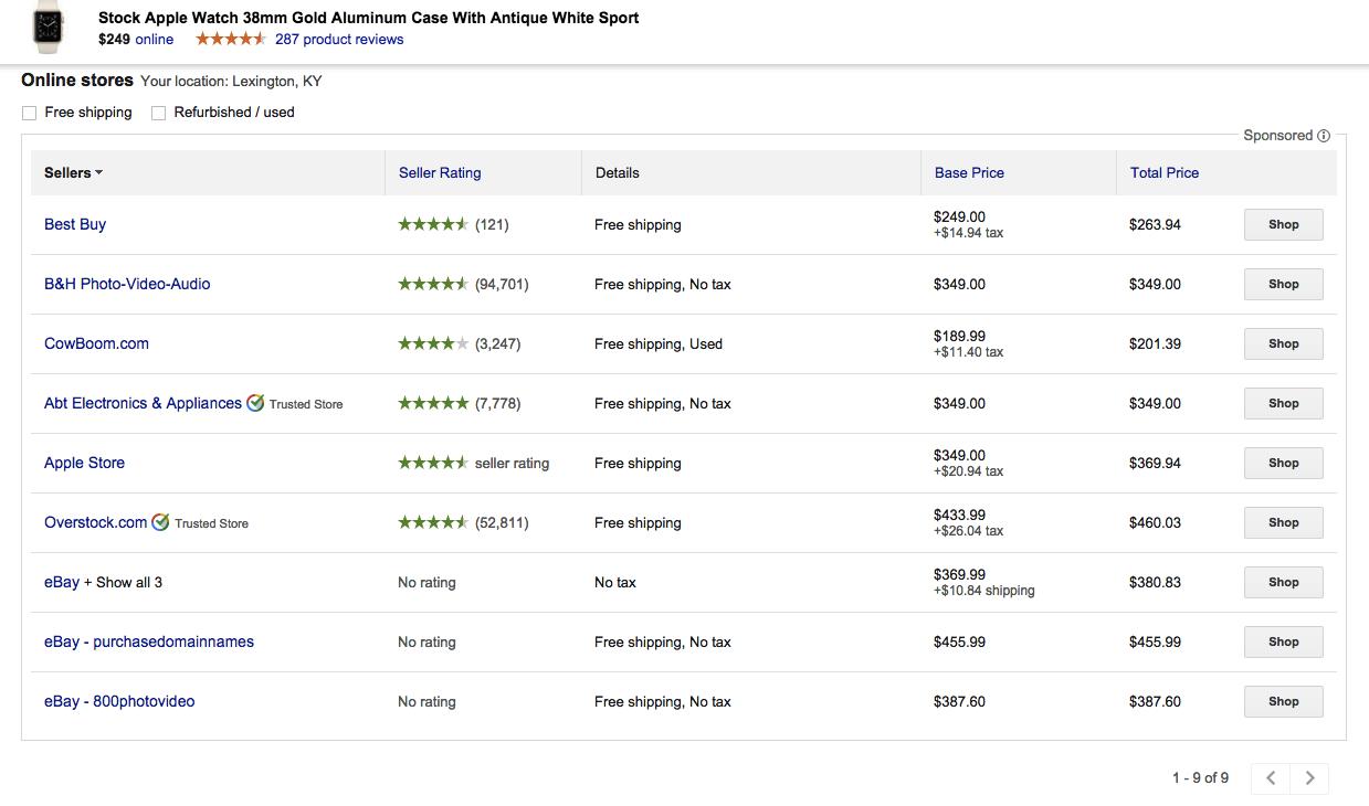 AppleWatch_GoogleShopSearch