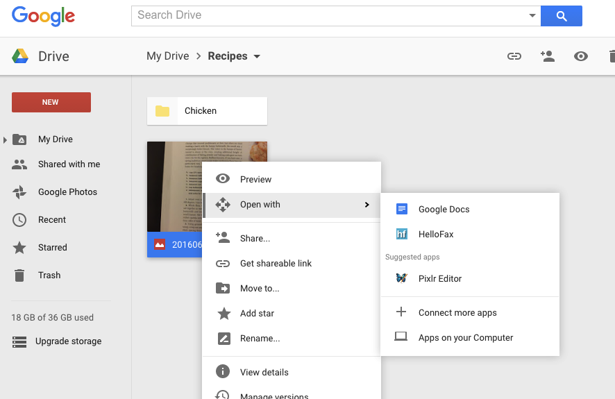 Recipe_GoogleDrive