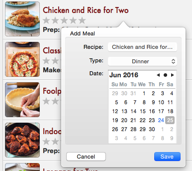 Recipe_MealPlannerSelect