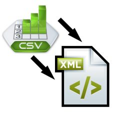 CSV to XML Conversion