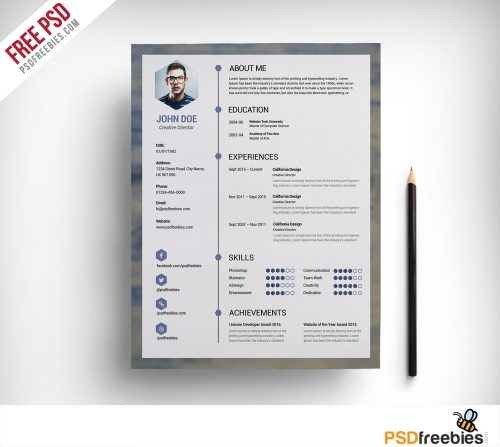 determine the best layout and font for your resume one page two columned resumes are popular for a reason they can be easily parsed and a recruiter