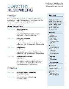 resume9